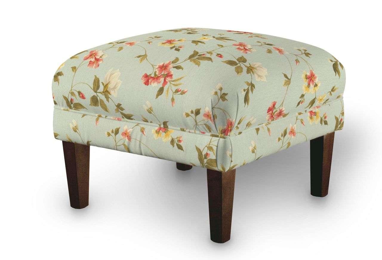 Dekoria fotelio pakojis-pufas 56 x 56 x 40 cm kolekcijoje Londres, audinys: 124-65