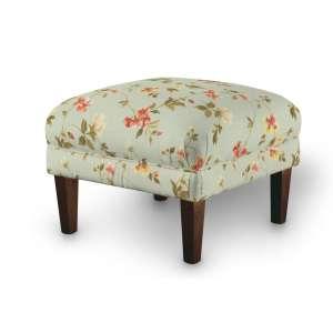 Podnóżek do fotela 56x56x40 cm w kolekcji Londres, tkanina: 124-65