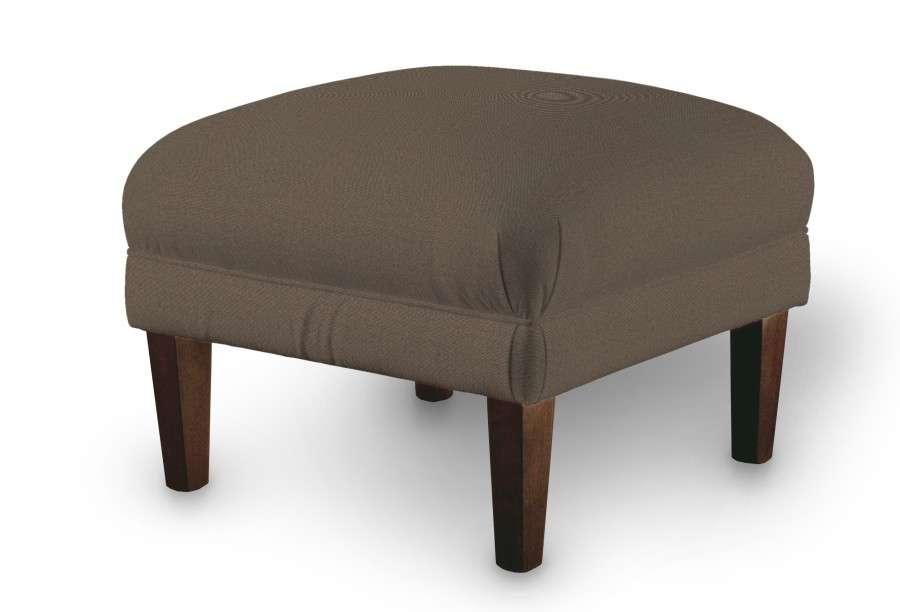 Dekoria fotelio pakojis-pufas 56 x 56 x 40 cm kolekcijoje Etna , audinys: 705-08