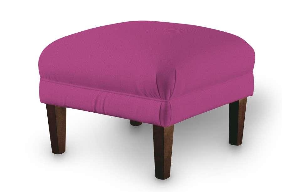 Dekoria fotelio pakojis-pufas 56 x 56 x 40 cm kolekcijoje Etna , audinys: 705-23