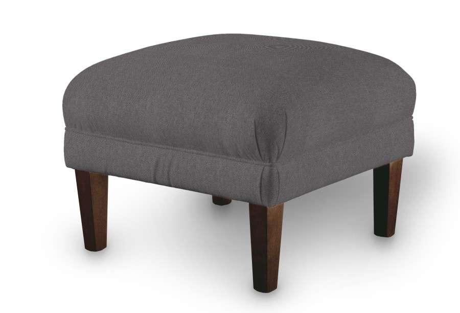 Dekoria fotelio pakojis-pufas 56 x 56 x 40 cm kolekcijoje Etna , audinys: 705-35