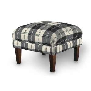 Dekoria fotelio pakojis-pufas 56 x 56 x 40 cm kolekcijoje Edinburgh , audinys: 115-74