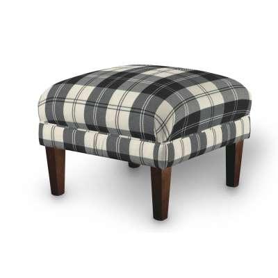 Podnóżek do fotela w kolekcji Edinburgh, tkanina: 115-74