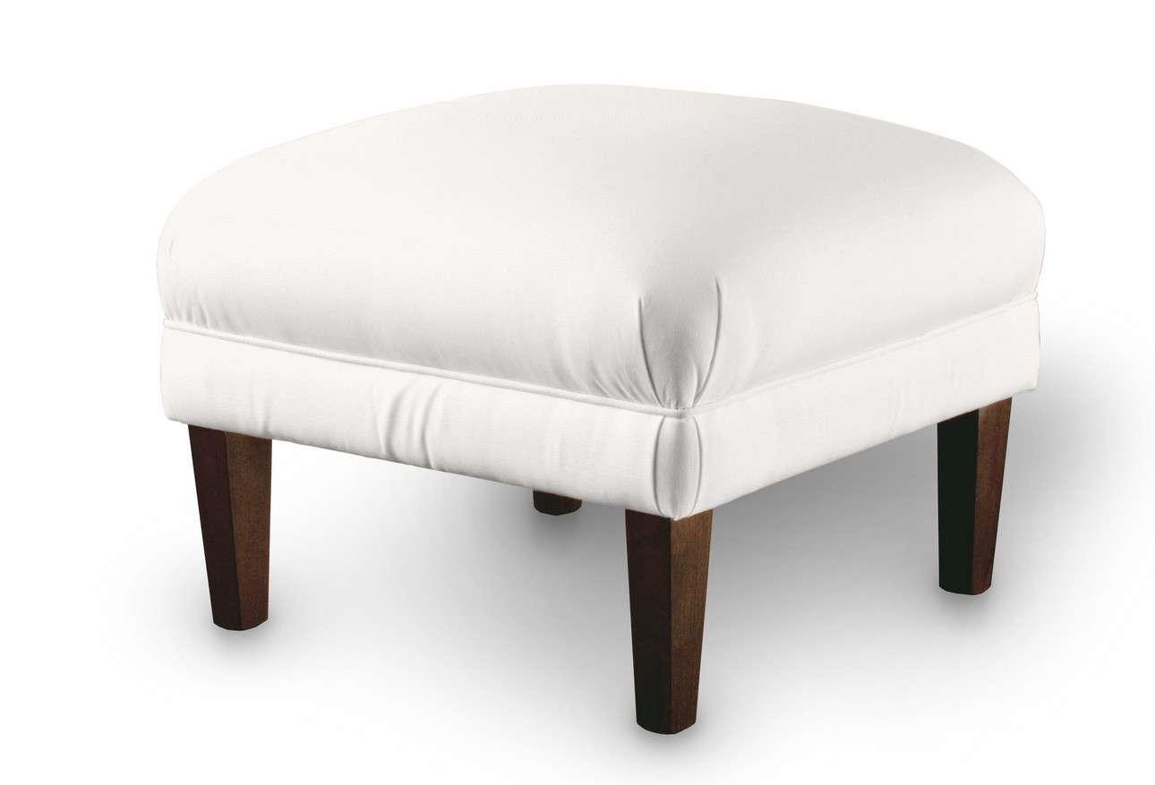 Fusshocker 56 x 56 x 40 cm von der Kollektion Cotton Panama, Stoff: 702-34
