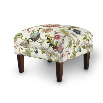 Podnóżek do fotela w kolekcji Londres, tkanina: 122-00