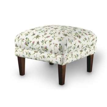 Dekoria fotelio pakojis-pufas 56 x 56 x 40 cm kolekcijoje Londres, audinys: 122-02