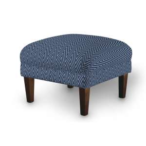 Dekoria fotelio pakojis-pufas 56 x 56 x 40 cm kolekcijoje Brooklyn, audinys: 137-88