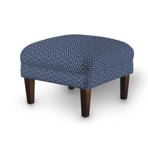 Podnóżek do fotela 56x56x40 cm w kolekcji Brooklyn, tkanina: 137-88