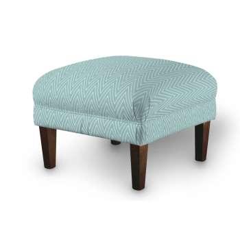 Podnóżek do fotela 56x56x40 cm w kolekcji Brooklyn, tkanina: 137-90