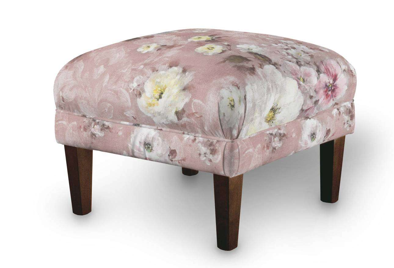 Dekoria fotelio pakojis-pufas 56 x 56 x 40 cm kolekcijoje Monet, audinys: 137-83