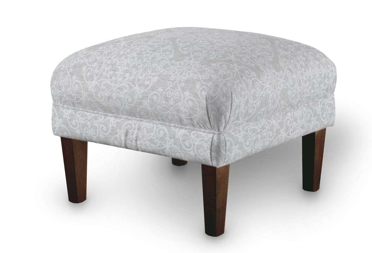 Podnóżek do fotela 56x56x40 cm w kolekcji Venice, tkanina: 140-49