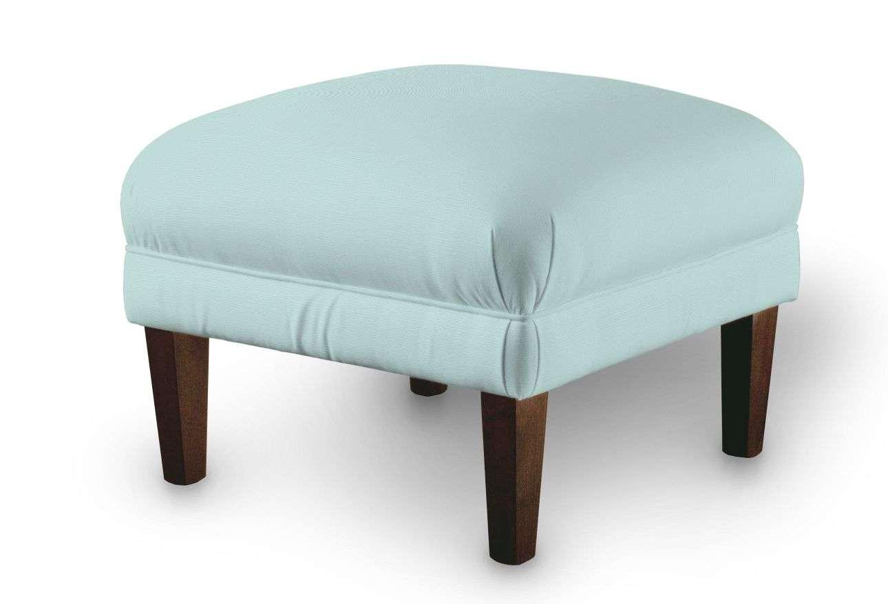 Dekoria fotelio pakojis-pufas 56 x 56 x 40 cm kolekcijoje Cotton Panama, audinys: 702-10