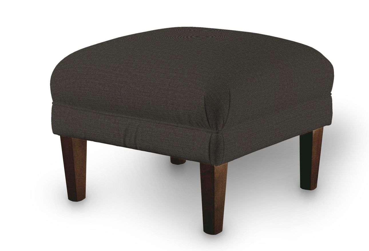 Podnóżek do fotela 56x56x40 cm w kolekcji Vintage, tkanina: 702-36