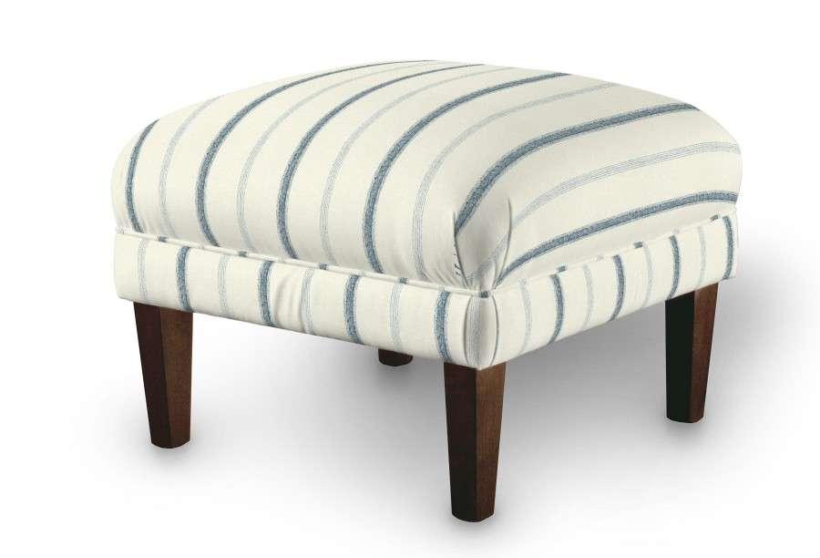 Podnóżek do fotela 56x56x40 cm w kolekcji Avinon, tkanina: 129-66