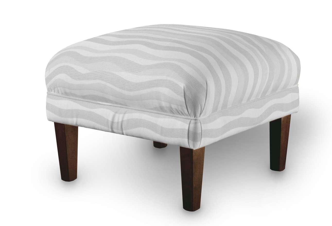 Podnóżek do fotela w kolekcji Damasco, tkanina: 141-72