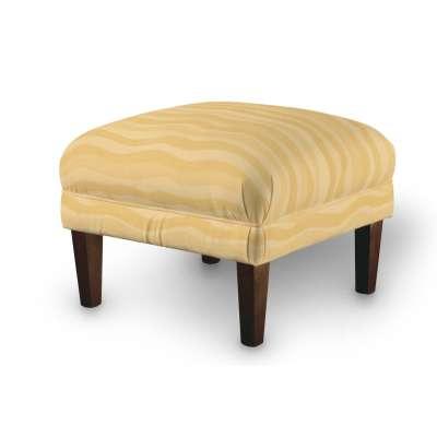 Podnóżek do fotela w kolekcji Damasco, tkanina: 141-74