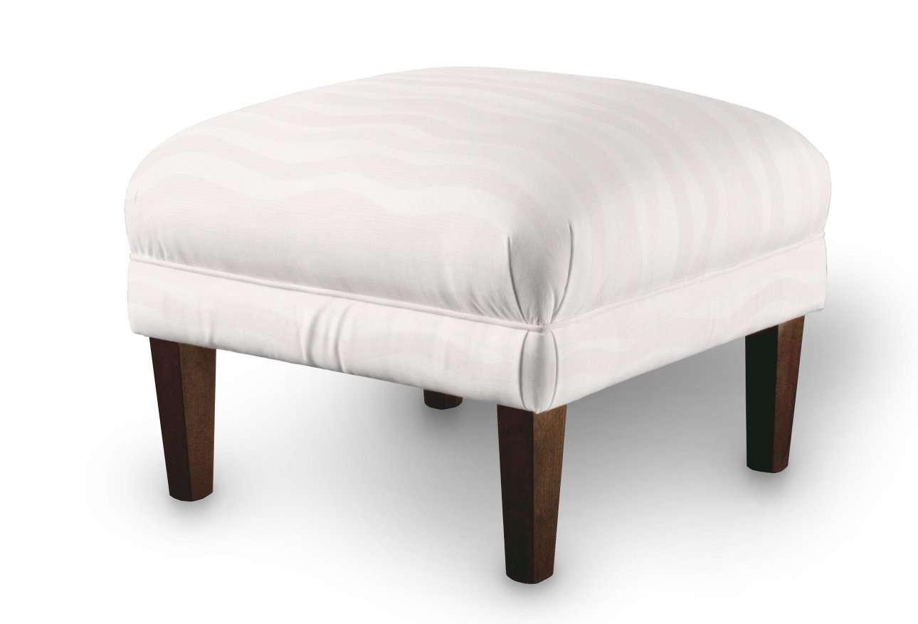 Podnóżek do fotela w kolekcji Damasco, tkanina: 141-87