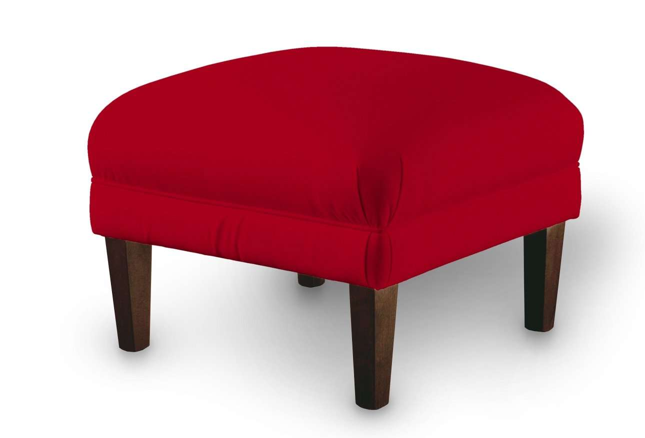 Podnóżek do fotela w kolekcji Velvet, tkanina: 704-15