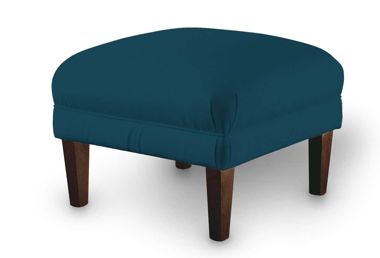 Podnóżek do fotela w kolekcji Velvet, tkanina: 704-16