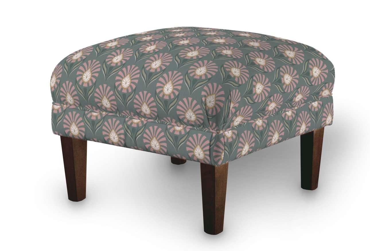 Podnóżek do fotela w kolekcji Gardenia, tkanina: 142-17