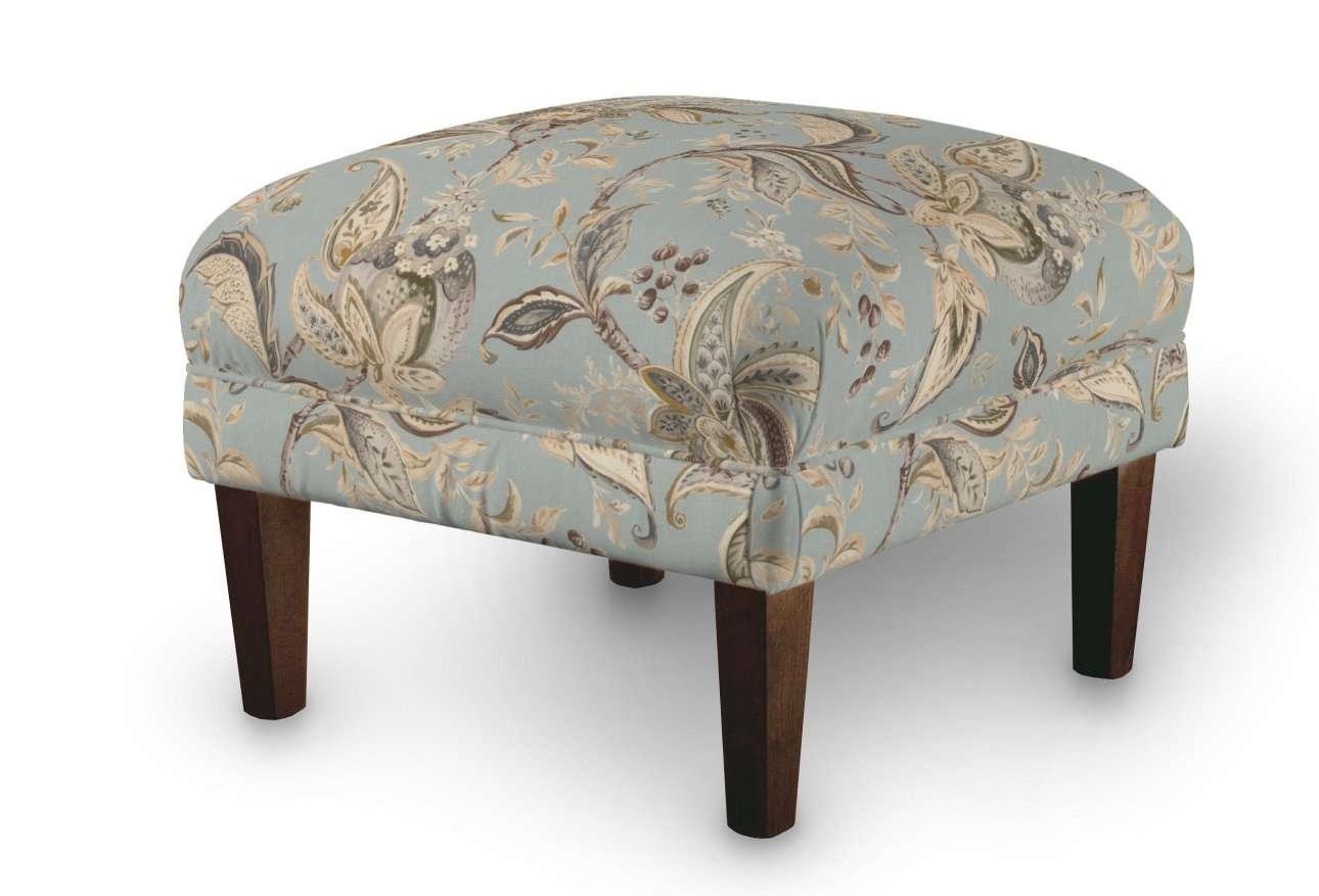 Podnóżek do fotela w kolekcji Gardenia, tkanina: 142-18