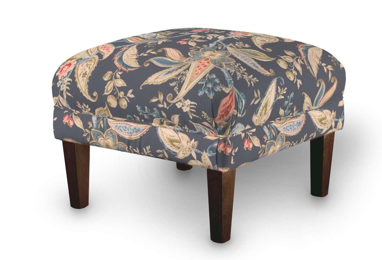 Podnožka ku kreslu V kolekcii Gardenia, tkanina: 142-19