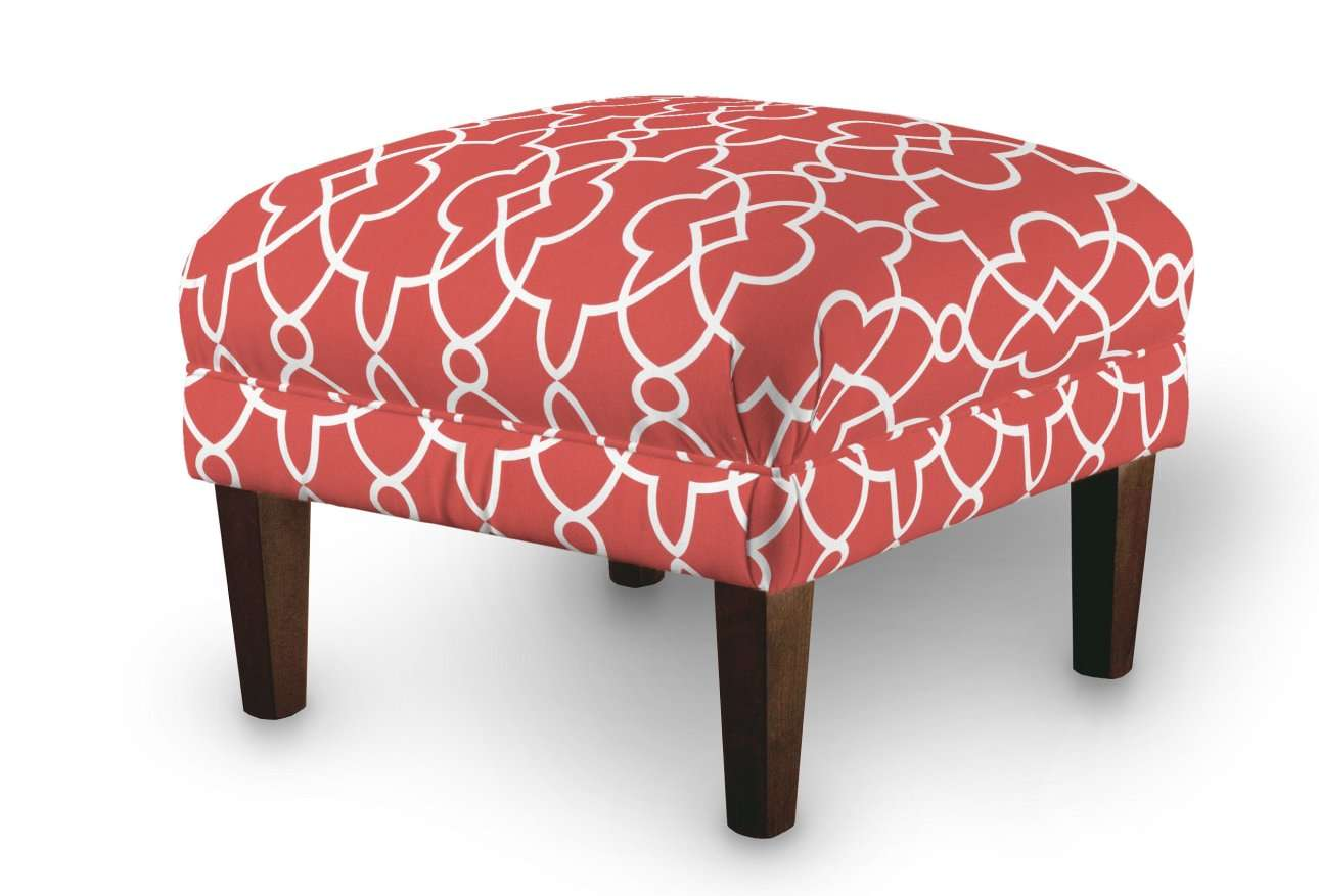 Podnóżek do fotela w kolekcji Gardenia, tkanina: 142-21