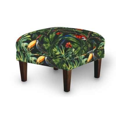 Podnóżek do fotela w kolekcji Velvet, tkanina: 704-28
