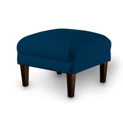 Suoliukas Charlie 704-29 tamsi mėlyna Kolekcija Posh Velvet