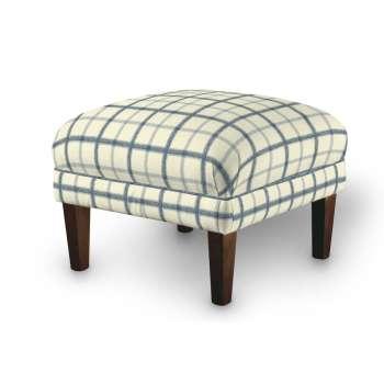Dekoria fotelio pakojis-pufas 56 x 56 x 40 cm kolekcijoje Avinon, audinys: 131-66