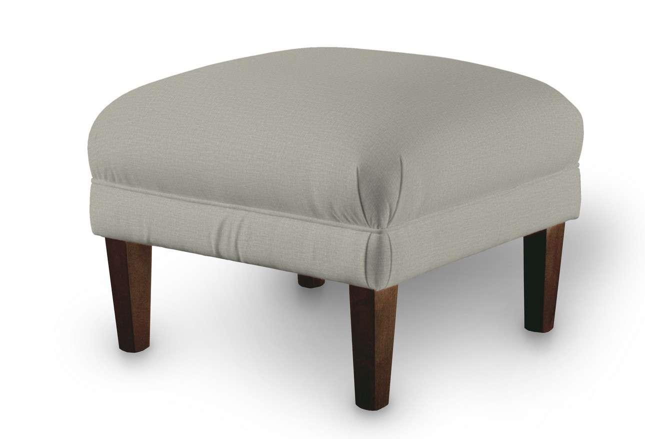 Podnóżek do fotela w kolekcji Ingrid, tkanina: 705-41