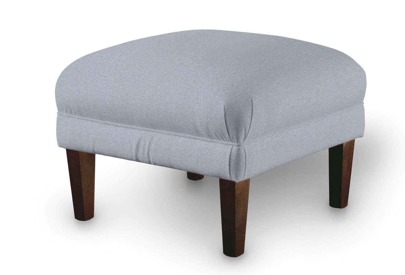 Podnóżek do fotela w kolekcji Amsterdam, tkanina: 704-46