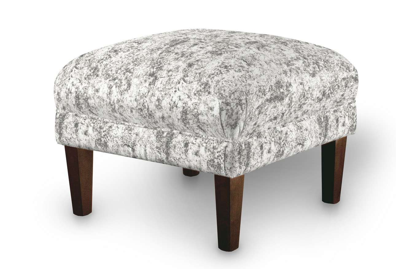 Podnóżek do fotela w kolekcji Velvet, tkanina: 704-49