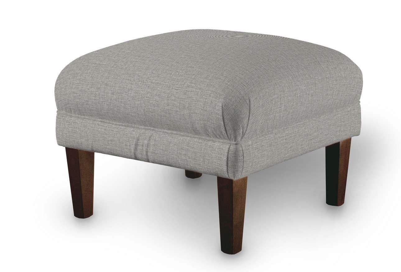Podnóżek do fotela w kolekcji Living, tkanina: 160-89