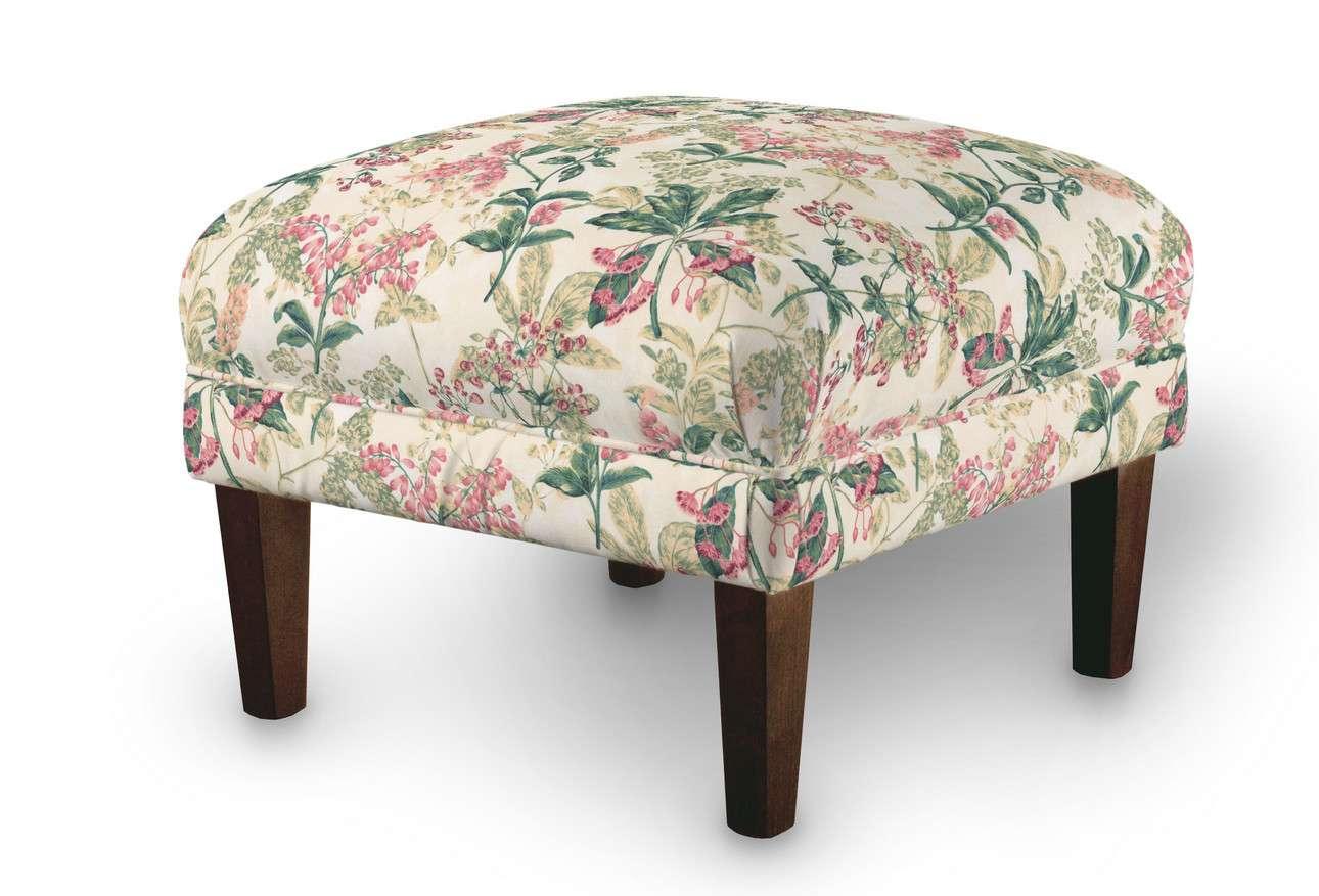 Podnóżek do fotela w kolekcji Londres, tkanina: 143-41