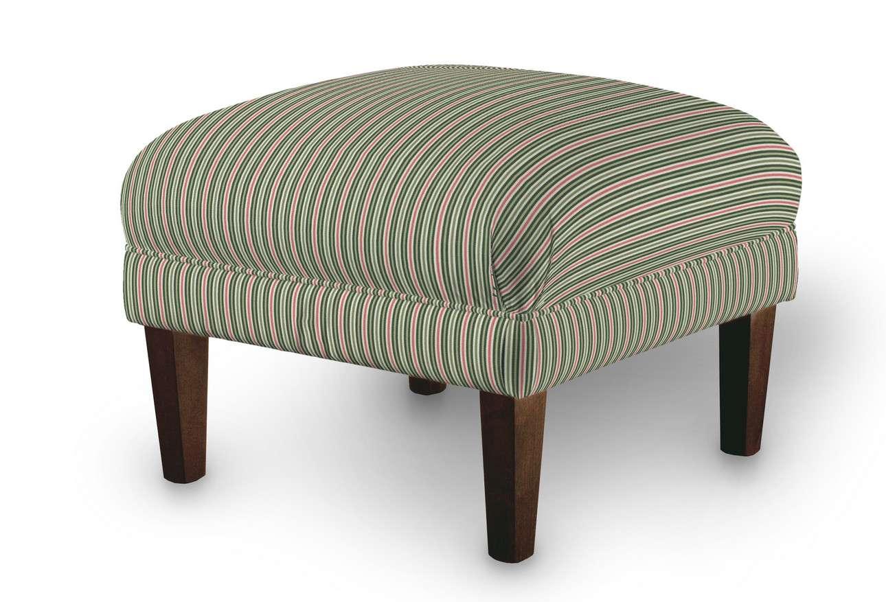 Podnóżek do fotela w kolekcji Londres, tkanina: 143-42