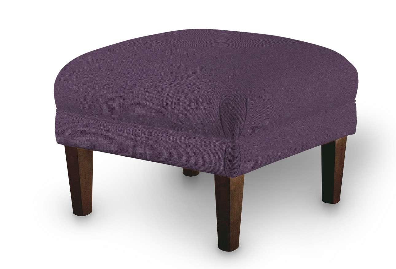 Podnóżek do fotela w kolekcji Etna, tkanina: 161-27