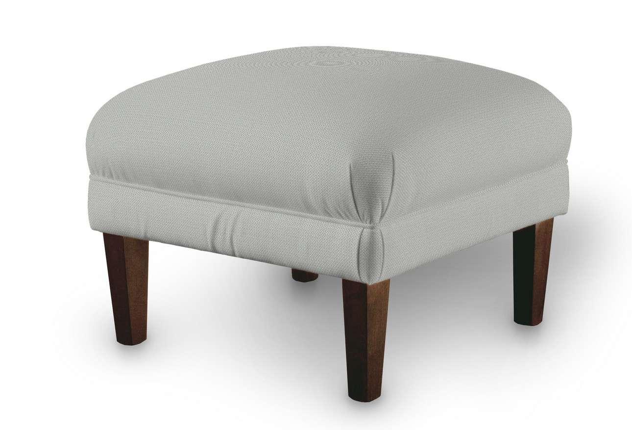 Podnóżek do fotela w kolekcji Bergen, tkanina: 161-72