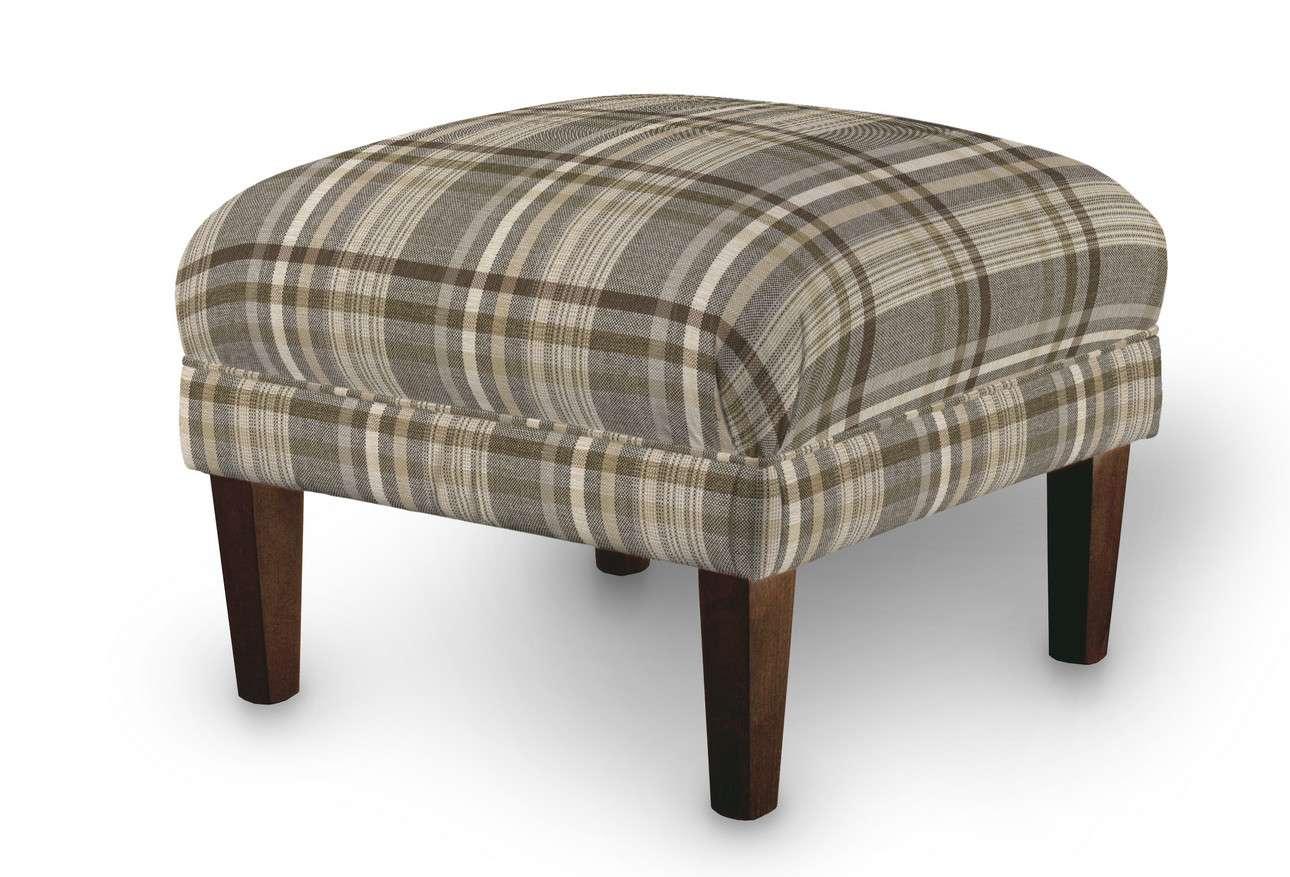 Podnóżek do fotela w kolekcji Edinburgh, tkanina: 703-17