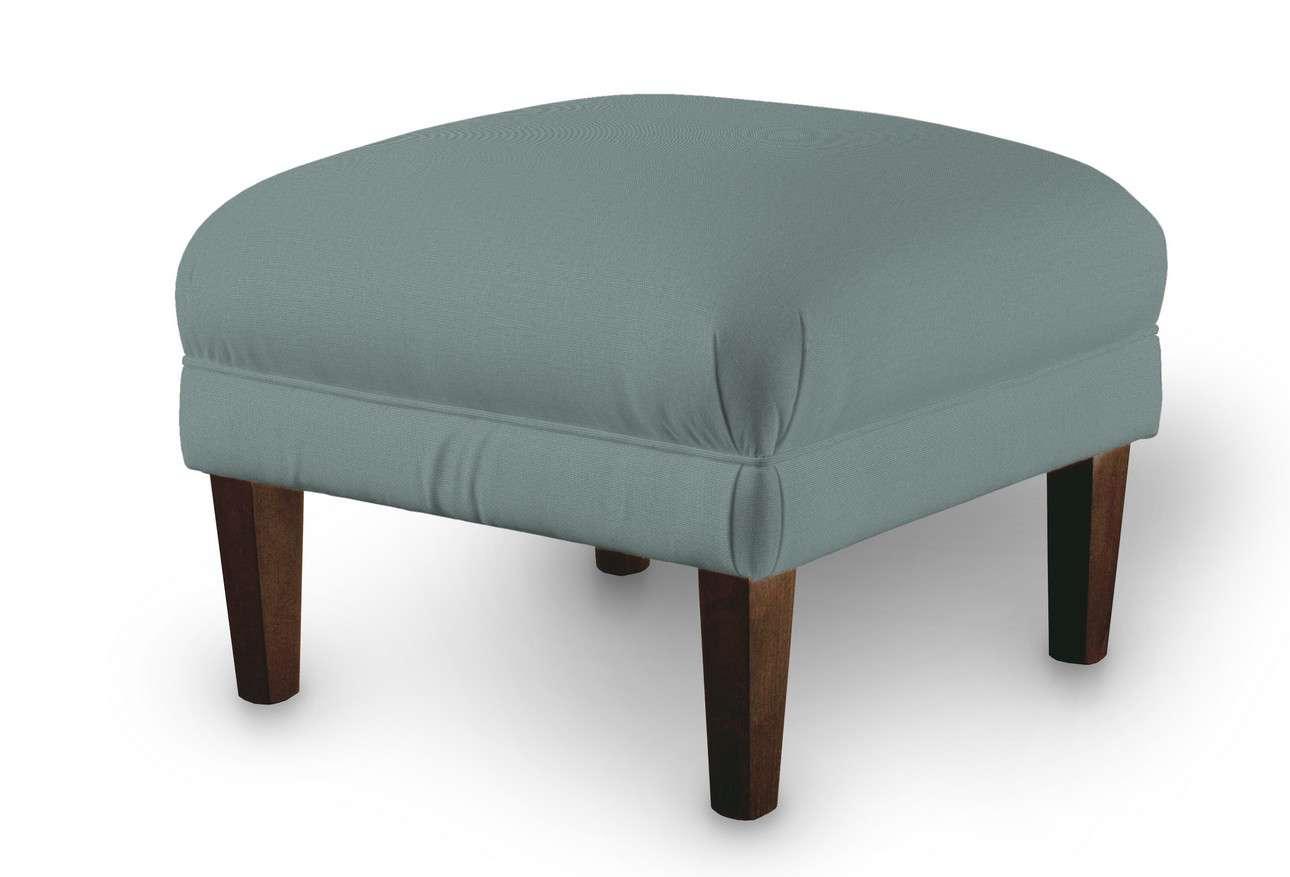 Podnóżek do fotela w kolekcji Cotton Panama, tkanina: 702-40