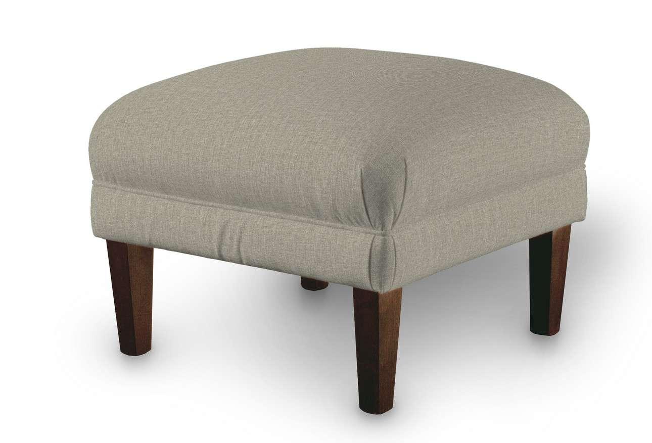 Podnóżek do fotela w kolekcji City, tkanina: 704-80
