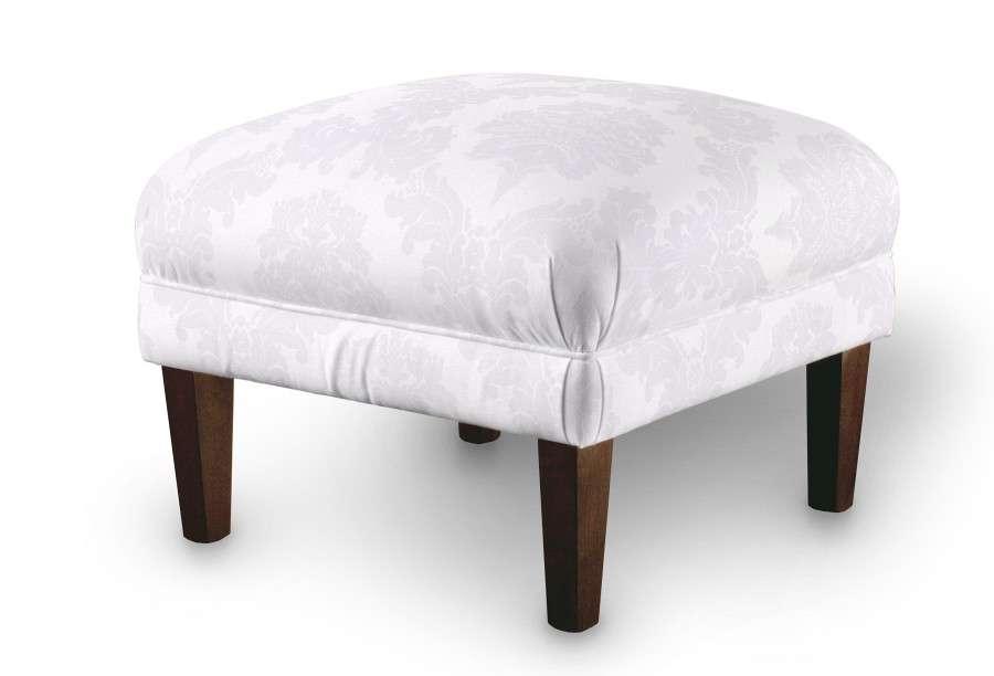 Podnóżek do fotela 56x56x40 cm w kolekcji Damasco, tkanina: 613-00