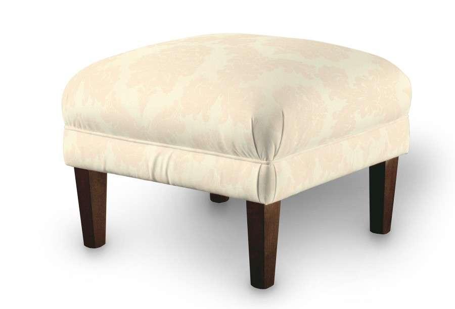Podnóżek do fotela 56x56x40 cm w kolekcji Damasco, tkanina: 613-01
