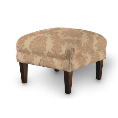Podnóżek do fotela w kolekcji Damasco, tkanina: 613-04