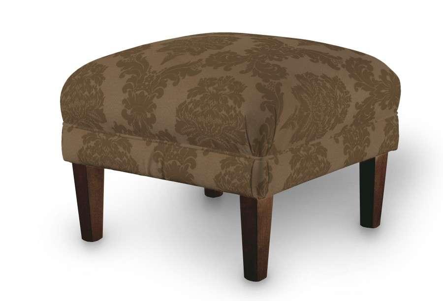 Dekoria fotelio pakojis-pufas 56 x 56 x 40 cm kolekcijoje Damasco, audinys: 613-88