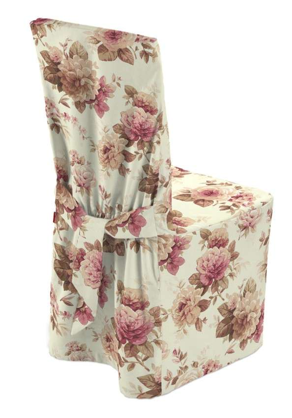 Návlek na židli v kolekci Mirella, látka: 141-06