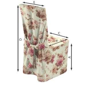 Návlek na židli 45 x 94 cm v kolekci Mirella, látka: 141-06
