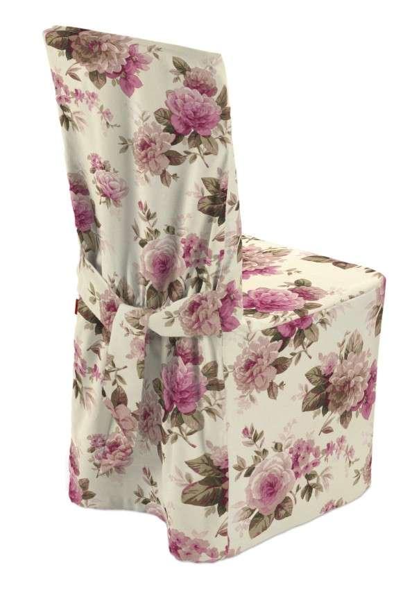 Návlek na stoličku V kolekcii Mirella, tkanina: 141-07