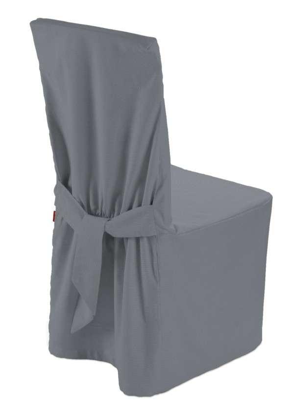 Stuhlhusse 45 x 94 cm von der Kollektion Cotton Panama, Stoff: 702-07