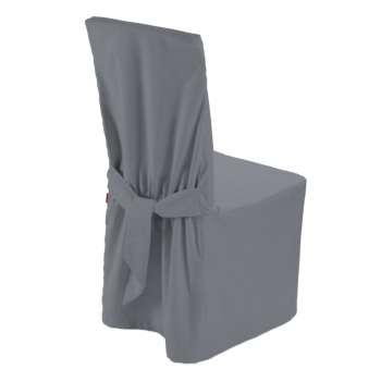 Stuhlhusse von der Kollektion Cotton Panama, Stoff: 702-07